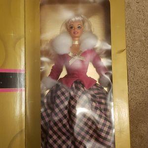 Avon Exclusive Winter Rhapsody Barbie